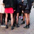 La mini jupe